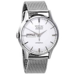 Tissot Heritage Visodate Automatic Silver Dial Men's Watch T
