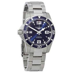Longines HydroConquest Automatic Blue Dial 41 mm Men's Watch