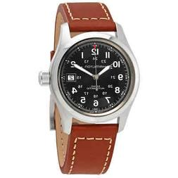 khaki field automatic men s watch h70455533
