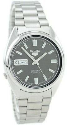 Seiko 5 Automatic 21 Jewels SNXS79J1 Stainless Steel Men's W