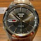 Seiko 5 SNKL23 SNKL23K1 Mens Stainless Steel Automatic Black