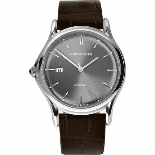 ars3000 men s swiss made gray automatic