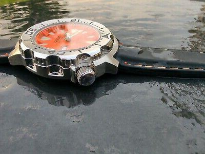 Automatic Sea Watch, Norsk, Diver, NH36a Orange