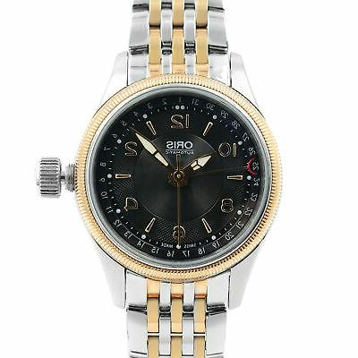 Oris Pointer Automatic Ladies