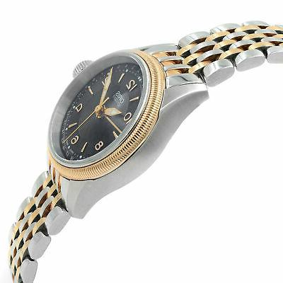 Oris Date Pointer Automatic Ladies Watch 594-7680-4334