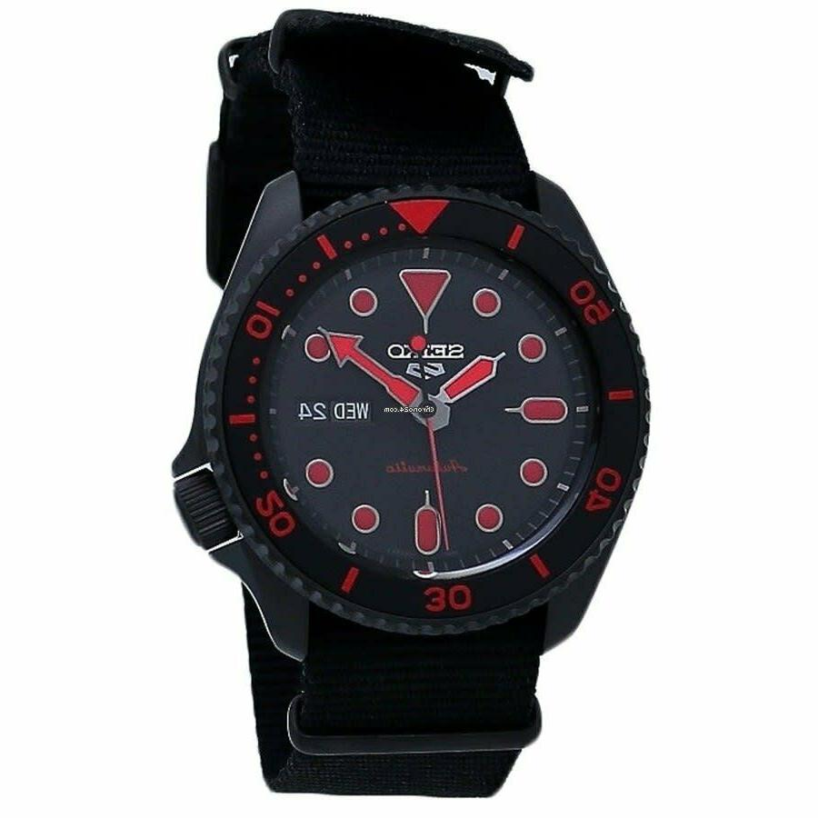 brand new 5 men s sports automatic