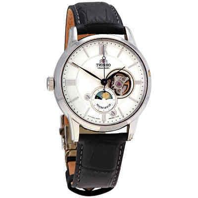 classic sun and moon open heart automatic