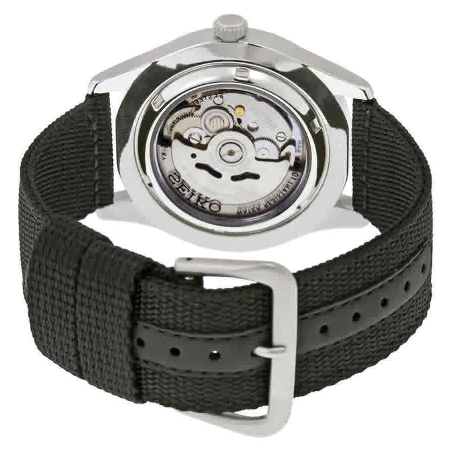 Genuine Sport Automatic Black Men's SNZG15K1