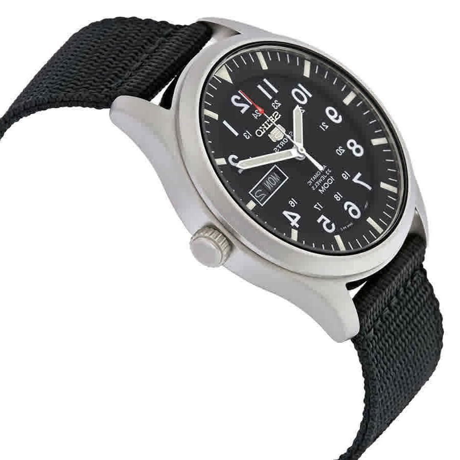 Genuine 5 Automatic Men's SNZG15 SNZG15K1
