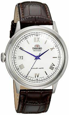 Orient Men's '2nd Gen. Bambino Ver. 2' Japanese Automatic St