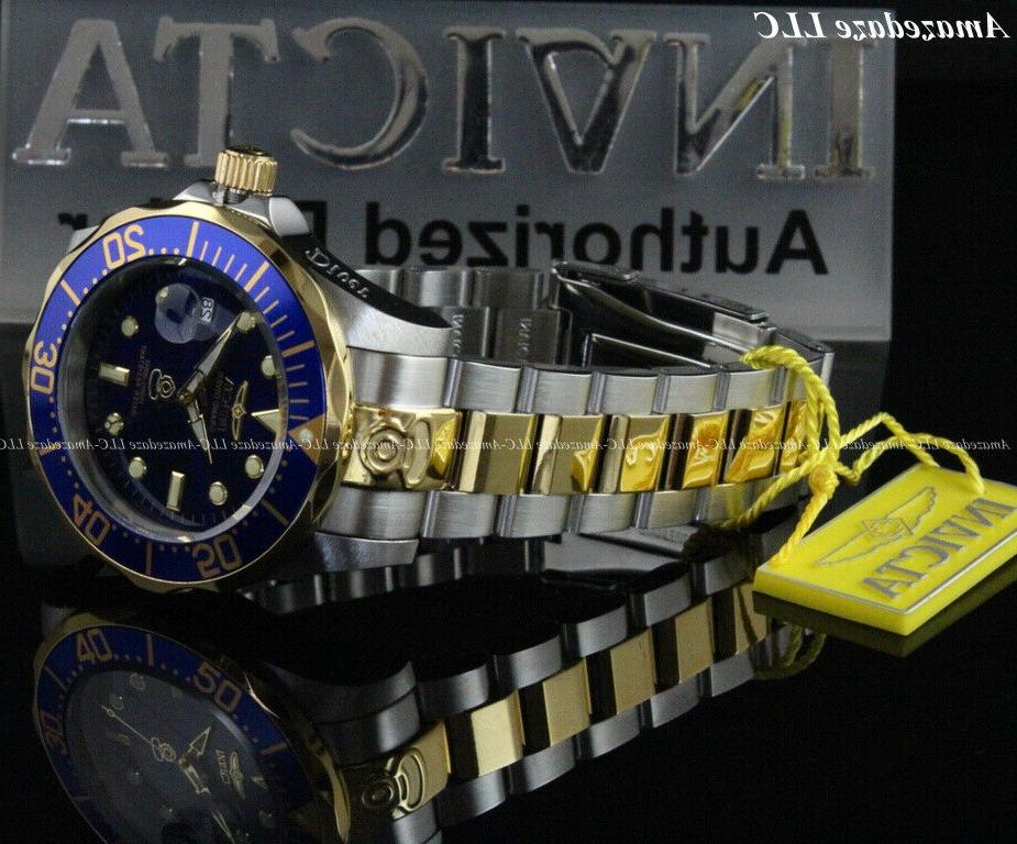 Invicta 47mm DIVER Blue Stainless !!