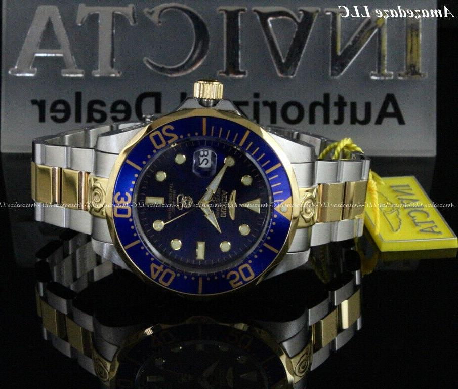 Invicta DIVER Stainless Watch !!