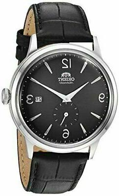 Orient Men's Bambino Small Seconds Automatic Watch Leather S