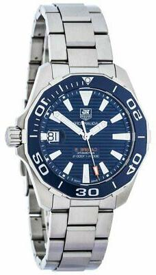 Tag Heuer Men's WAY211C.BA0928 'Aquaracer' Automatic Stainle