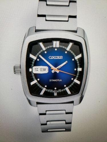 Automatic Watch in Silver
