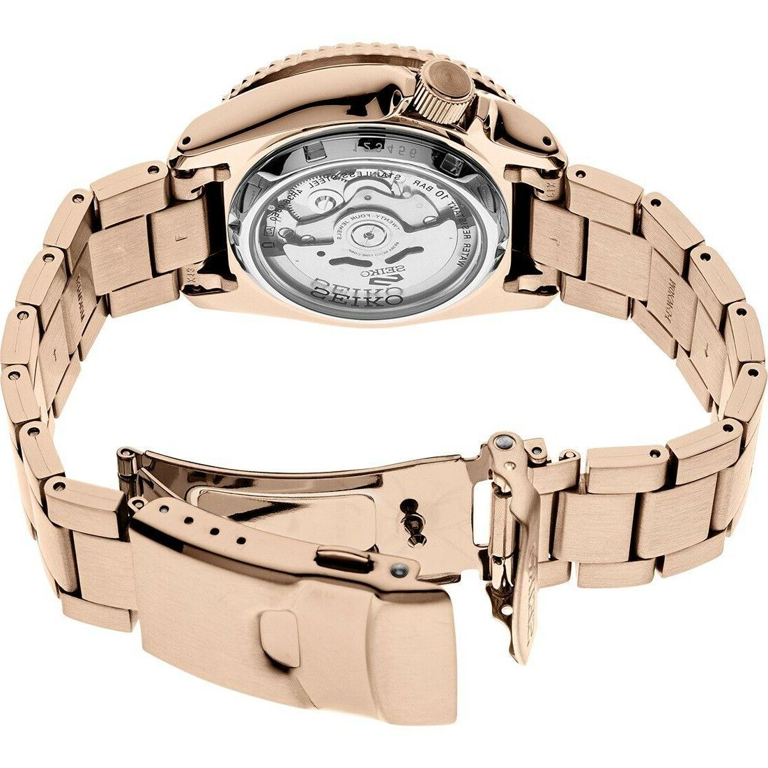 New Automatic Rose Men's