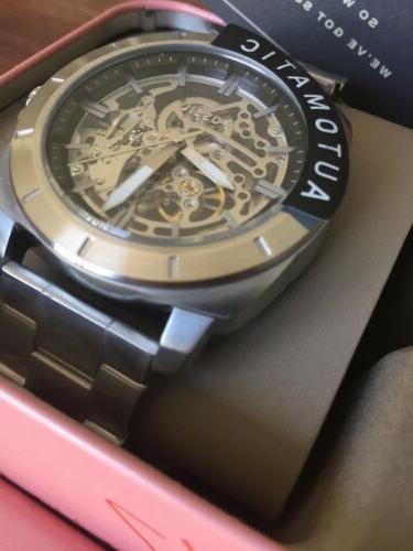 New Automatic Mens Privateer Sport Mechanical MSRP 245