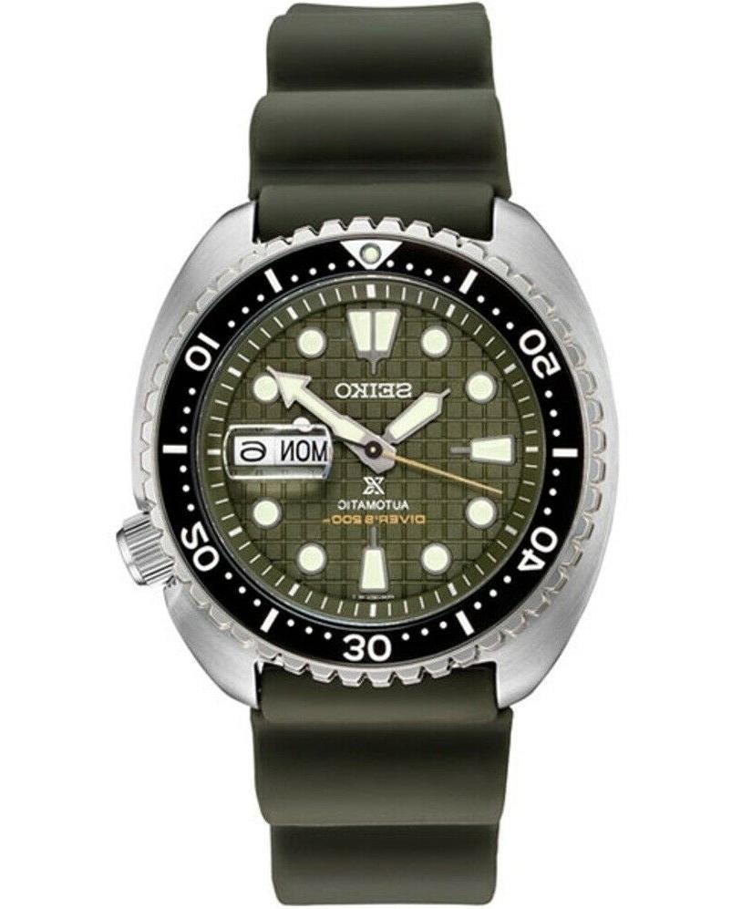 new automatic prospex king turtle divers 200m