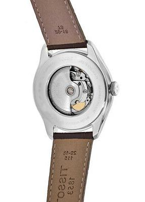 New Silver Watch T108.408.16.037.00