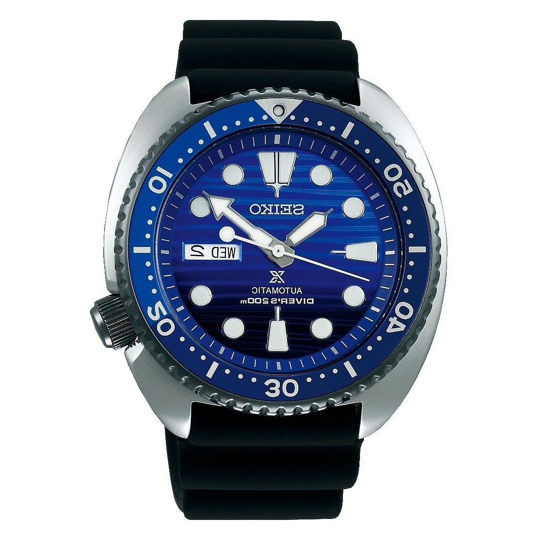 new save the ocean automatic prospex turtle