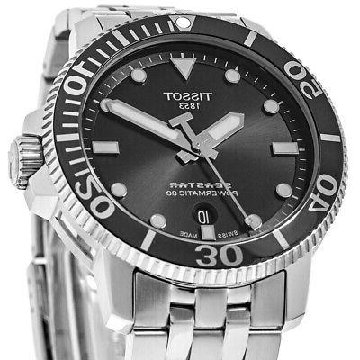 New 1000 Automatic Men's Watch T120.407.11.051.00