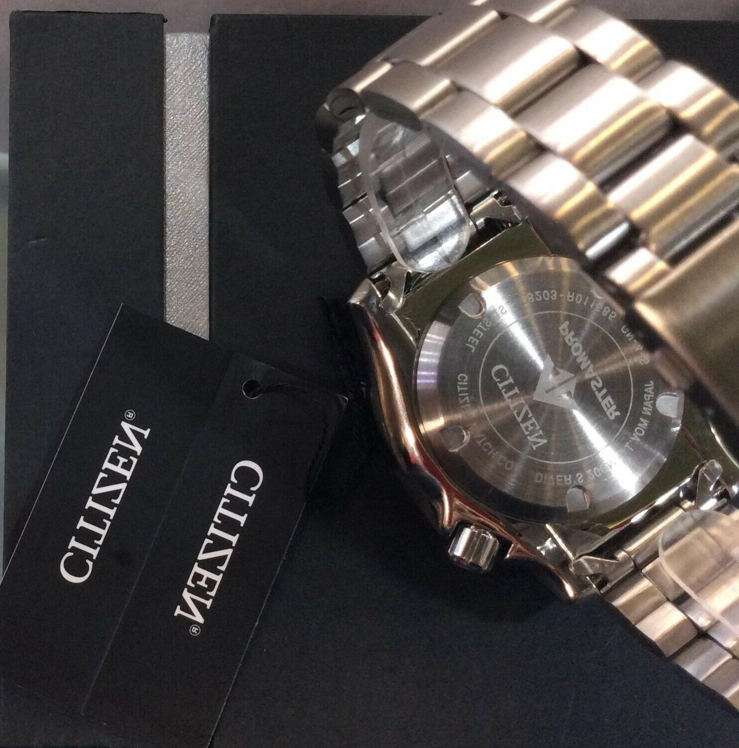 CITIZEN WATCH NY0086-83L 2 YEARS &