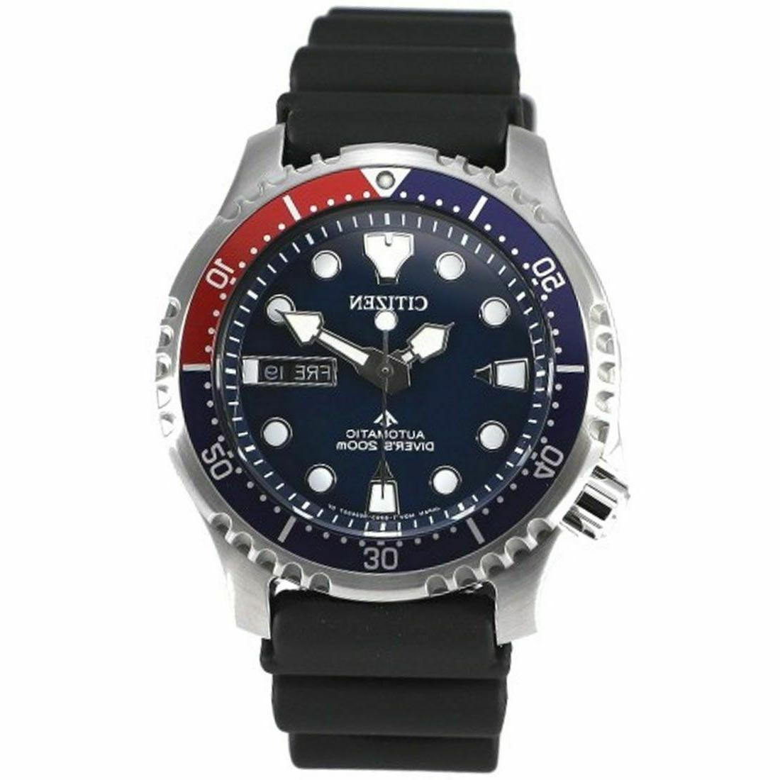 promaster diver men s automatic watch ny0086