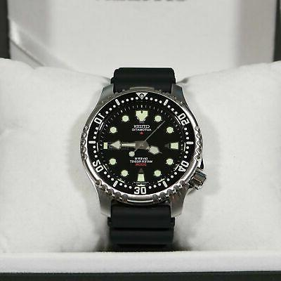 Citizen Promaster Automatic Dive Black NY0040-09EE