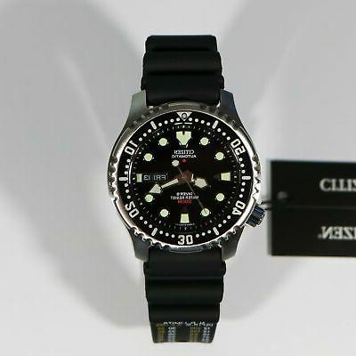 Citizen Promaster Sea Dive Black Watch NY0040-09EE