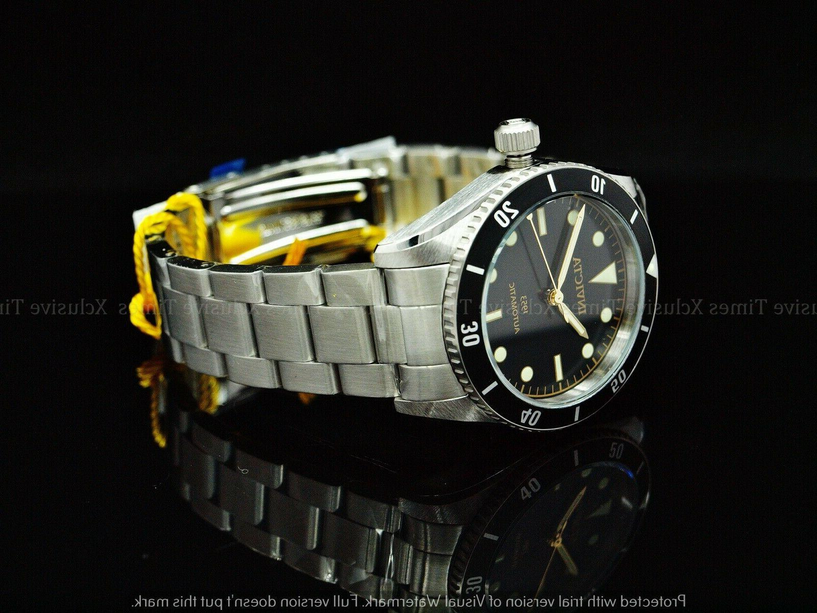RARE Pro Diver 1953's Homage Automatic NH35 SS Watch