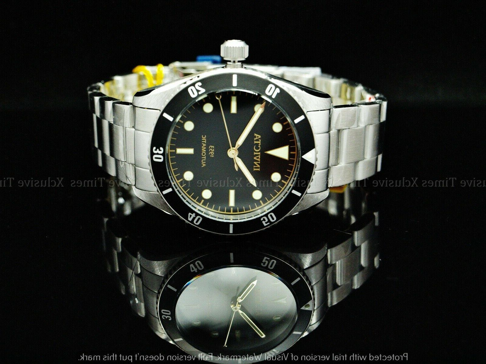 RARE Invicta Pro Diver Homage Automatic NH35 SS Watch