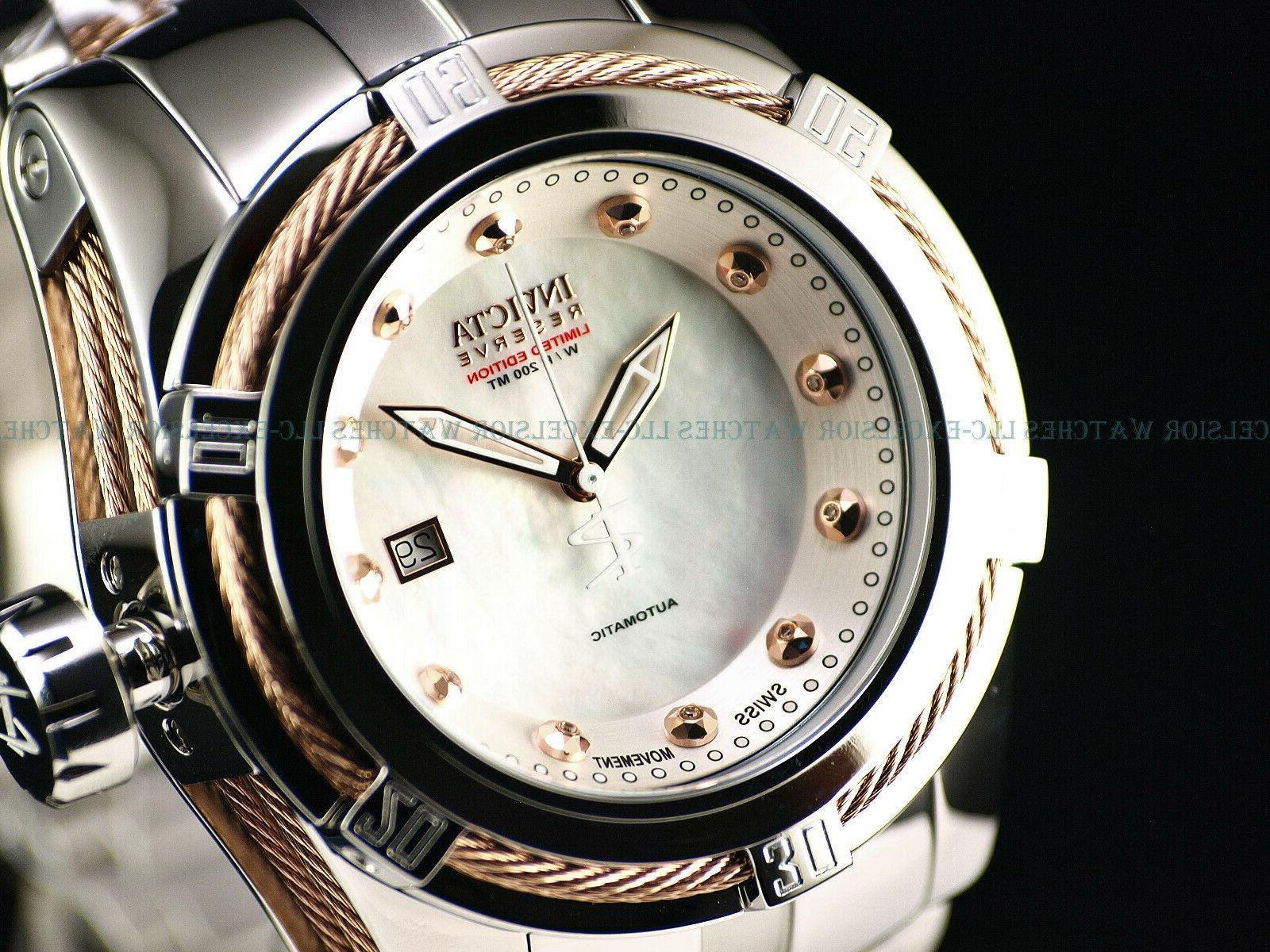 Invicta Reserve Eyal Lalo Heritage Automatic