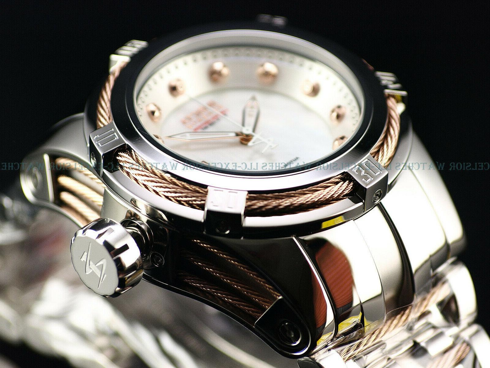 Invicta Reserve LE Heritage Swiss Automatic Watch