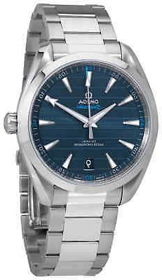 Omega Seamaster Aqua Terra Automatic Blue Dial Men's Watch 2