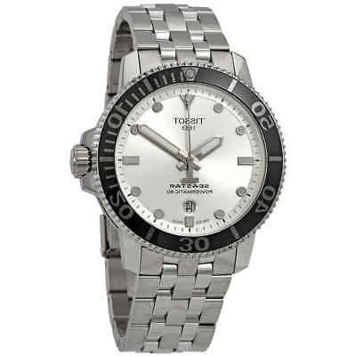 seastar 1000 automatic silver dial men s