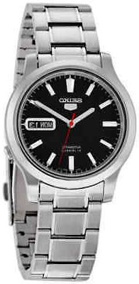 Seiko Series 5 Automatic Black Dial Men's Watch SNK795