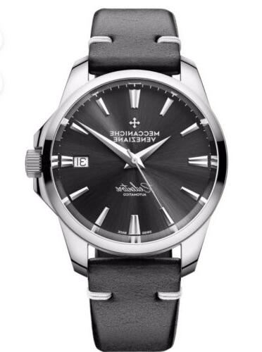 swiss automatic watch redentore 36mm nero 1205003