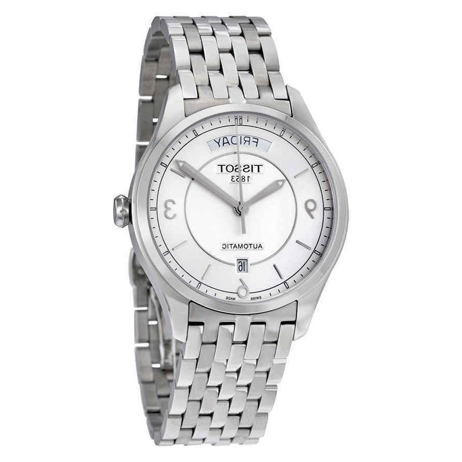 t one men s automatic watch t0384301103700