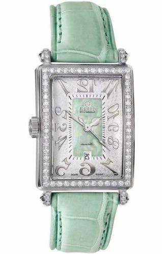 women s 6206nl glamour automatic diamond green