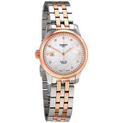 Tissot Le Locle Automatic Diamond Ladies Watch T006.207.22.1