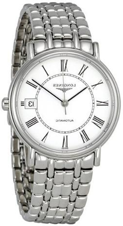 Longines Presence Mens Watch L48214116
