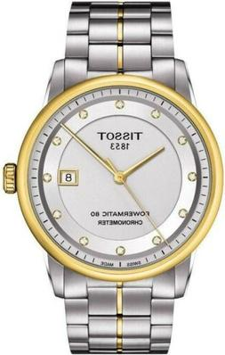 Tissot Luxury Automatic Silver Dial Men's Watch T086.408.22.