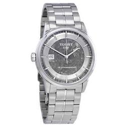 Tissot Luxury Powermatic 80 Anthracite Dial Men's Watch T086