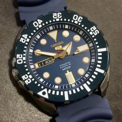 MADE IN JAPAN SEIKO 5 SRP605J2 24 Jewels Automatic 100m Orig