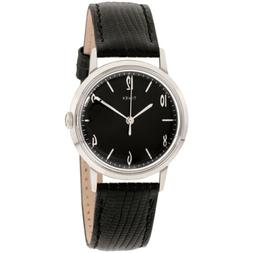 Timex Marlin Automatic Movement Black Dial Men's Watch TW2T1