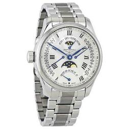 Longines Master Automatic Silver Dial Men's Watch L2.739.4.7