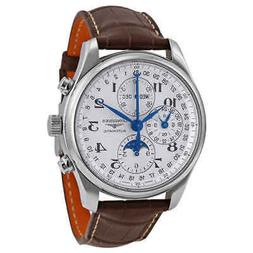 Longines Master Collection Moonphase Automatic Chronograph 4