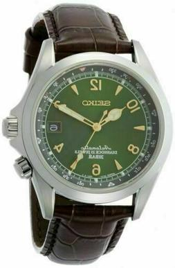 Seiko Mechanical SARB017 Alpinist Automatic 6R15 Watch