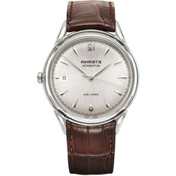 Eterna Men's 2955.41.13.1387 Heritage 40mm Automatic Silver