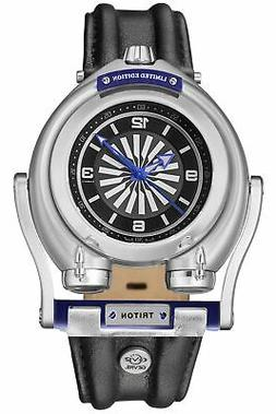 Gv2 By Gevril Men's 3400 Triton Automatic Limited Edition Bl